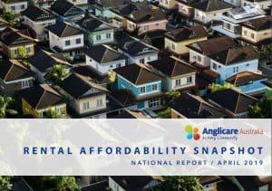 Rental Affordablility Snapshot
