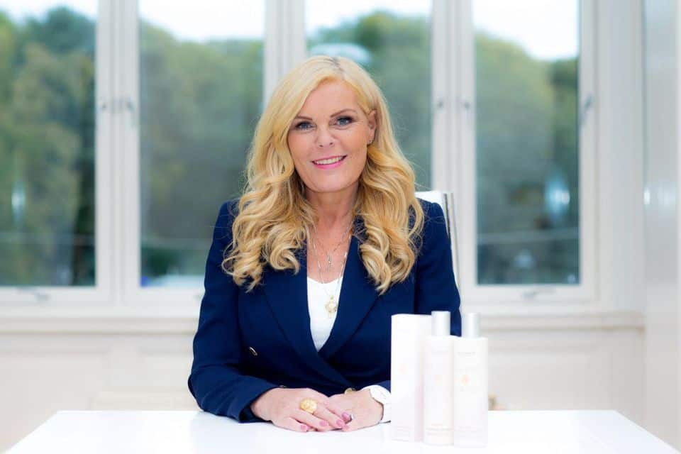 Inger Ellen Nicolaisen is the founder of Nikita Hair