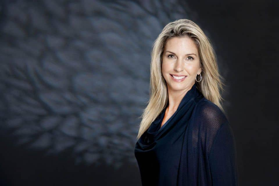 Amy Freeman is the CEO of The Spice and Tea Exchange