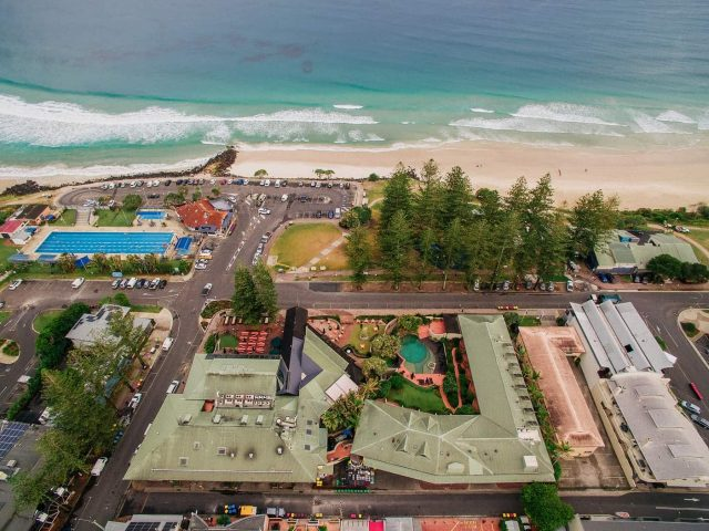 Byron Bay Beachie Hotel on the Market