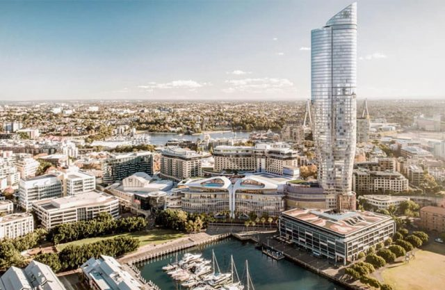- Star Casino's $529m Pyrmont Tower Refused