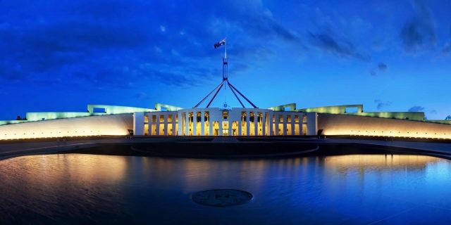 Top 100 Take Parliament House