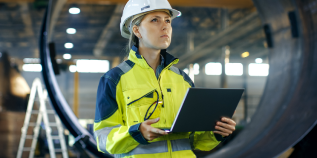How technology innovation is making a safer construction sector