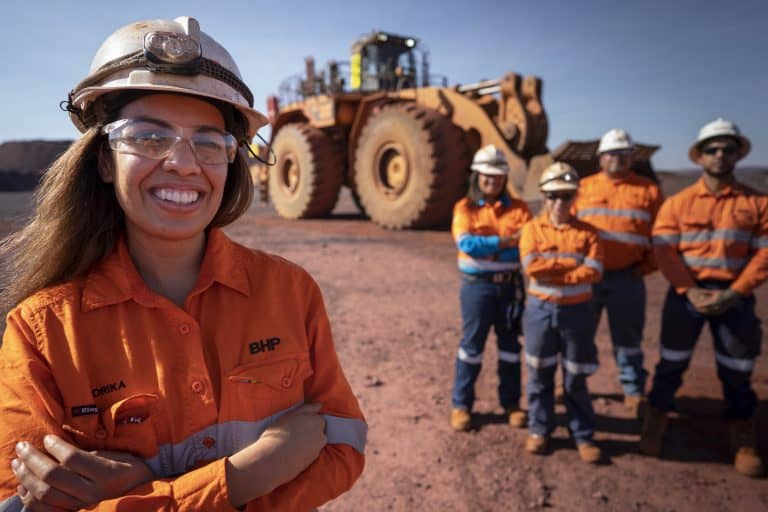 CONSIDERED MINING AS A CAREER CHANGE NOW MIGHT BE YOUR CHANCE!