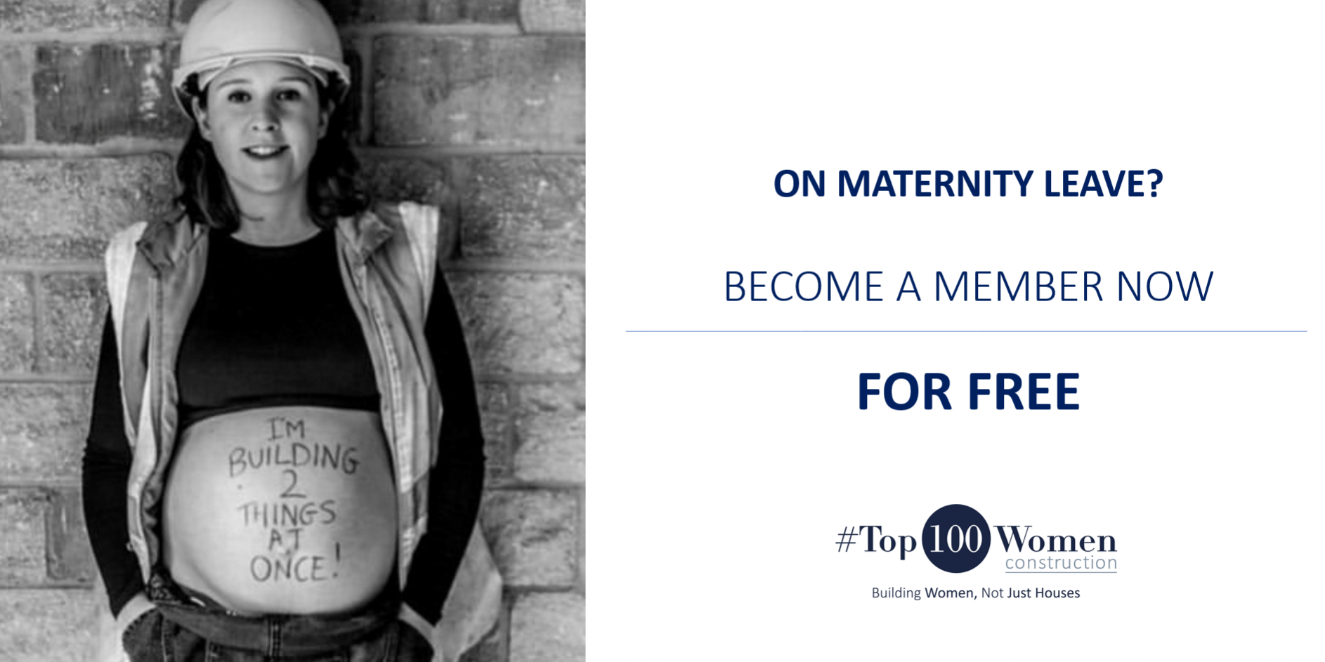 ON MATERNITY LEAVE? BECOME A MEMBER NOW FOR FREE