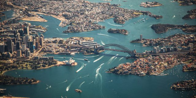 SYDNEY NEEDS 1 MILLION NEW HOMES BY 2041