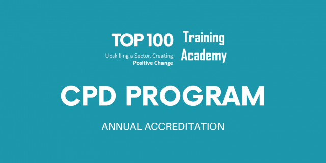 CPD Program - Annual Accreditation