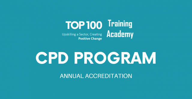 CPD Program - Annual Accreditation