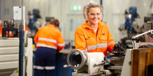 BHP APPRENTICESHIP PLEDGE AND METS BUSINESS SUPPORT PACKAGE
