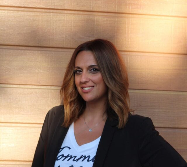 """I BECAME A MEMBER OF TOP 100 WOMEN BECAUSE I WANTED TO SURROUND MYSELF WITH LIKEMINDED WOMEN THAT ARE ALL WANTING TO MAKE A DIFFERENCE IN THE CONSTRUCTION INDUSTRY."" - Litsa Adamou"
