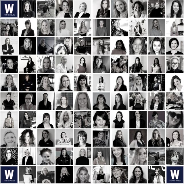 Top 100 Women in Construction